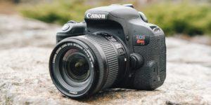 Canon Nikon alan yerler