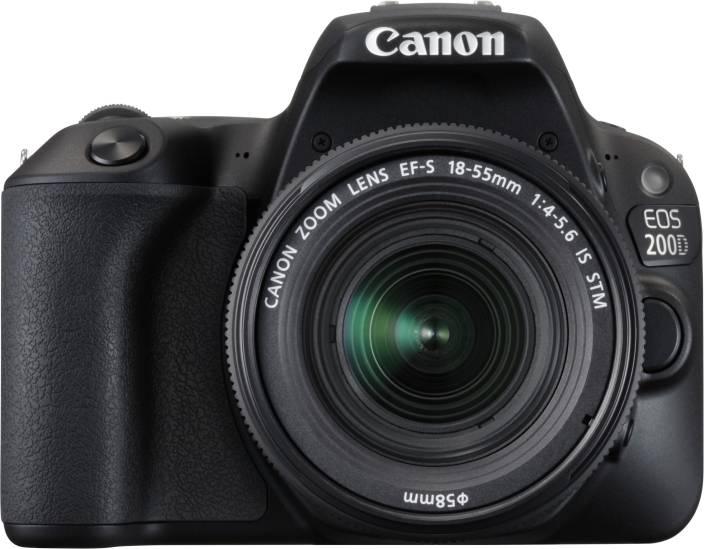 Canon Fotoğraf makinesi ve lens alıyoruz.